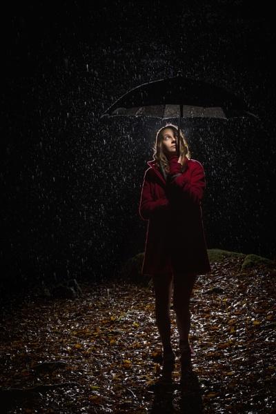 Caught In The Rain by JordanJackson