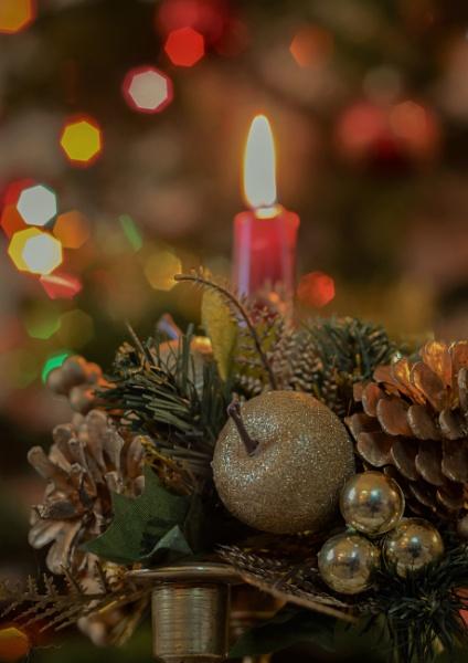 Christmas by Gillken