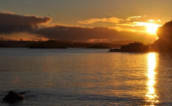December sunset by HelenMarie