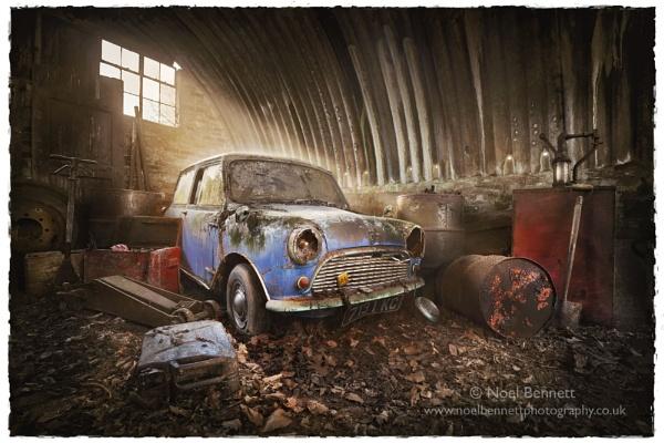 Final Destination by NoelBennettPhotography