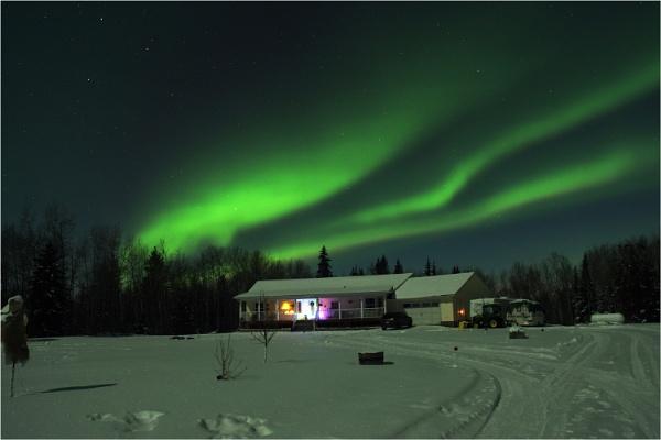 Aurora, Alberta by MalcolmM
