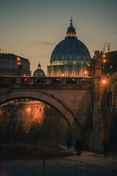 St. Pietro by bokeh