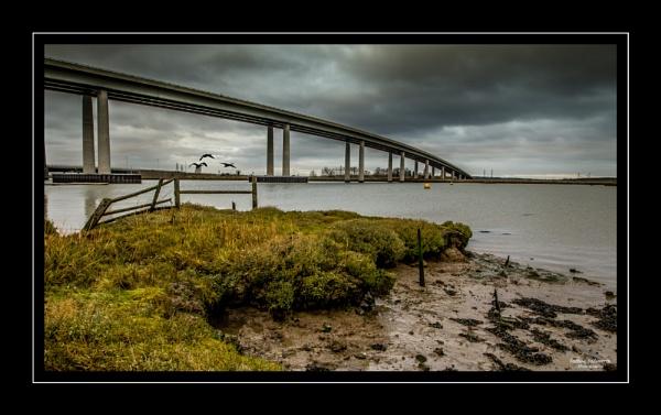 Sheppey Bridge, Kent by NDODS