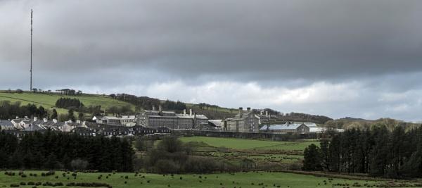 Princetown Prison by topsyrm