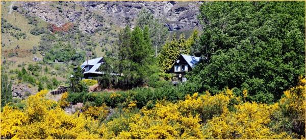 Mountain Guest House by Jocelia