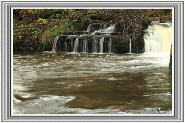 Water Fall. by sidnox
