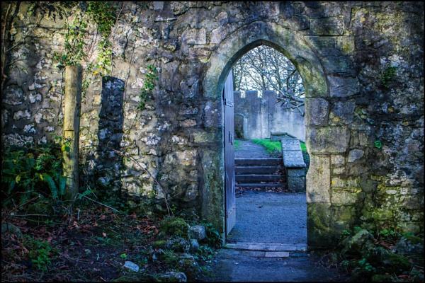 Garden Gate by bwlchmawr