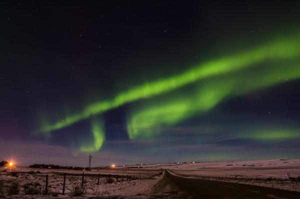 aurora borealis, Canada (2/2) by Alex_Slaven
