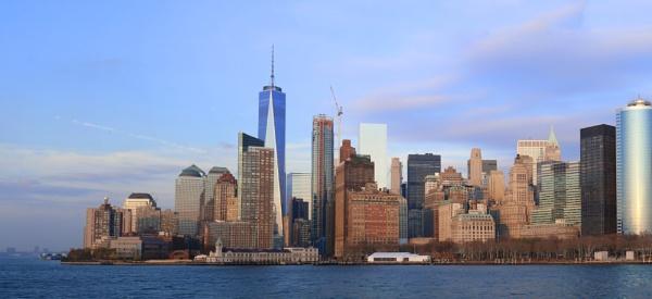 Lower Manhattan by robjames