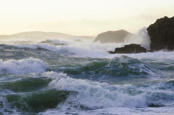 Wild sea by HelenMarie