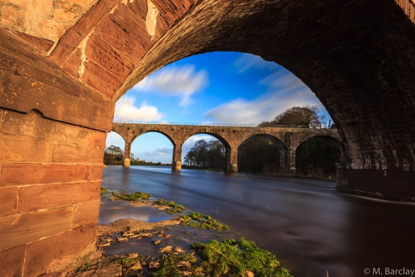 North Water Viaduct by canam