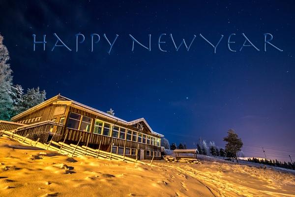 HAPPY NEW YEAR! by TyChee