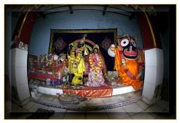 Gopinath Jew & Radharani