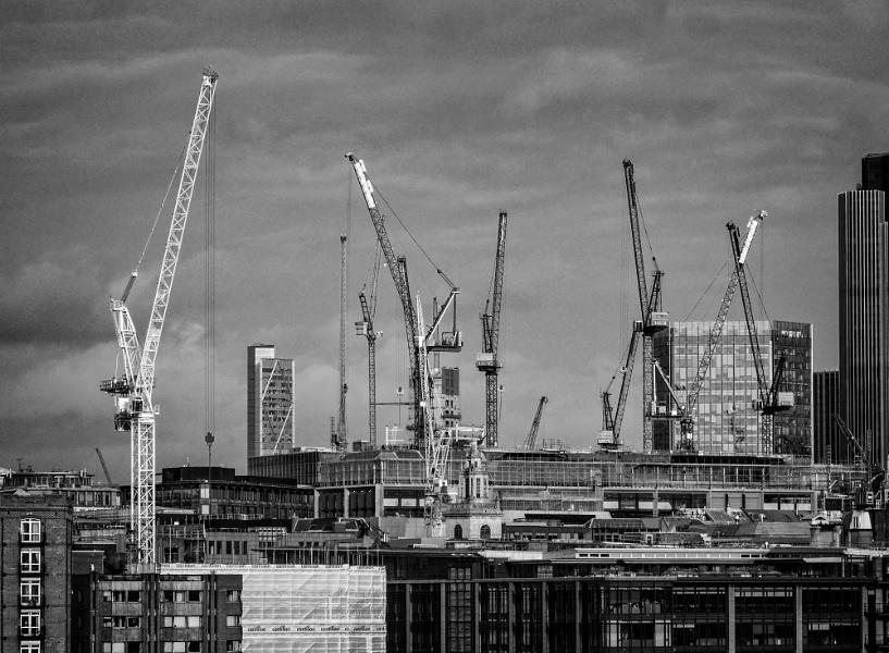 New London Skylines in 2016