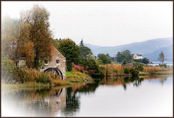 Loch Tummel, Scotland by fentiger