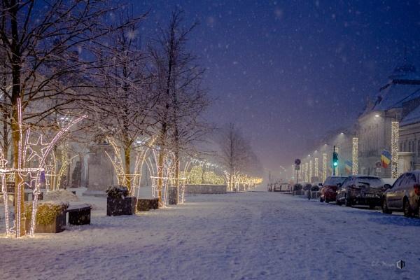 Cluj-Napoca 07.01.2016 by calinutz78
