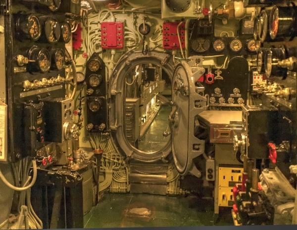 USS Drum by jbsaladino