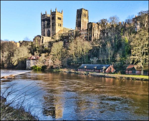 Durham  Cathedral by stocksbridge