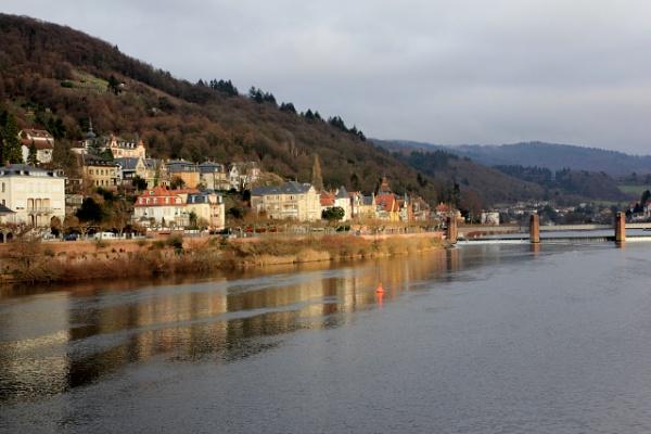 Beautiful Heidelberg by vickylou