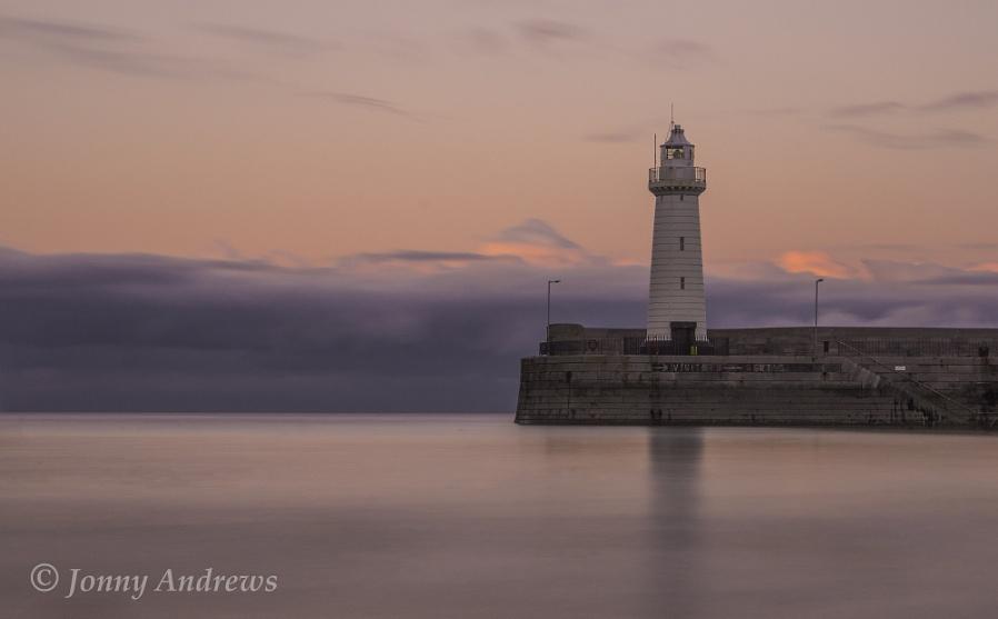 Donaghadee Lighthouse, County Down, Northern Ireland