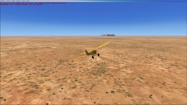 Piper J3 Cub by StrayCat