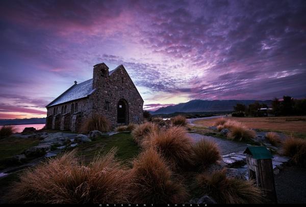 Morning at the Church by nishant101