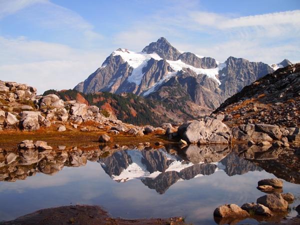 Mount Baker by RoderickTsang