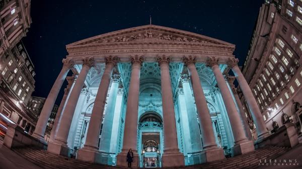 Royal Exchange London by LeeBinns