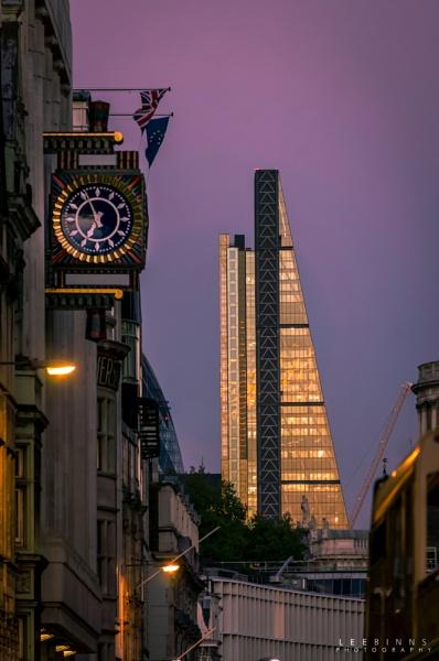 The Leadenhall Building by LeeBinns