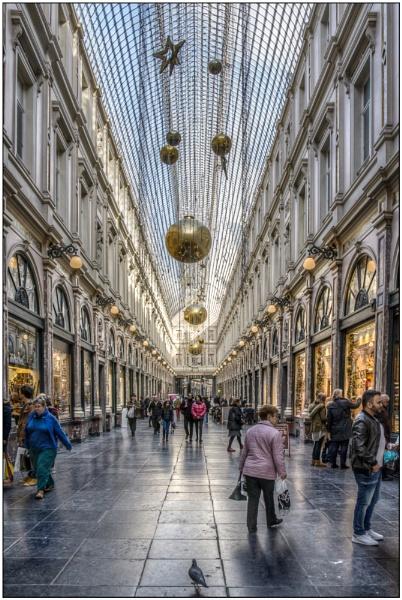 Galeries Royales St Hubert by TrevBatWCC