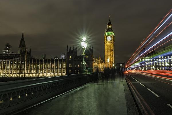 Lost Souls of London by sitan1