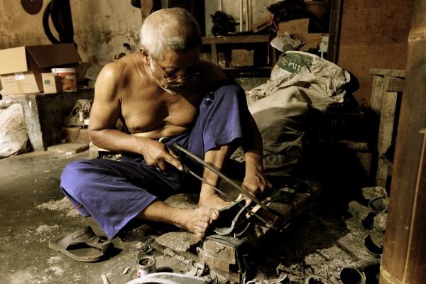 Old man. by WimpyIskandar