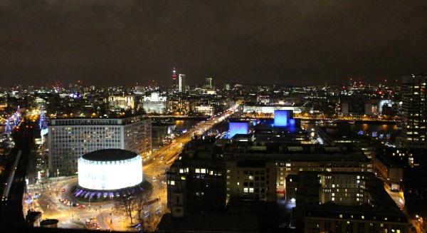 London by min