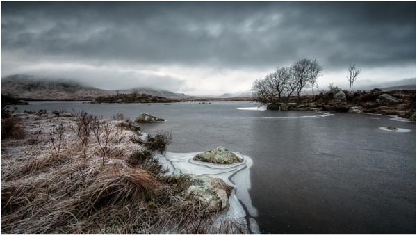 Frost on the Lochan by PaulMillar