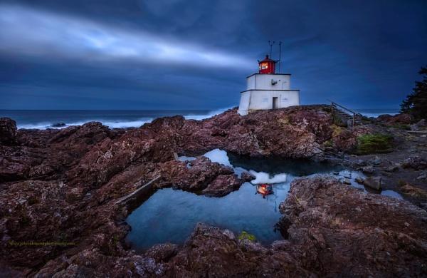 Lighthouse by RobDem