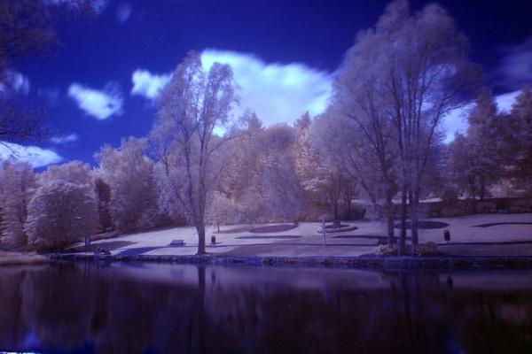 Glenrothes park by Eckyboy