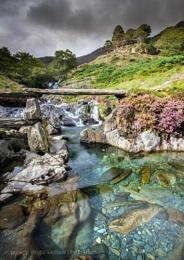 The Watkin Path to Snowdon