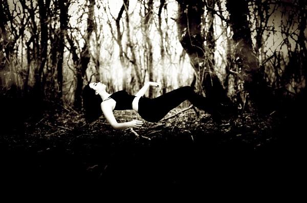 Woodland Surrealism by EKMitchell