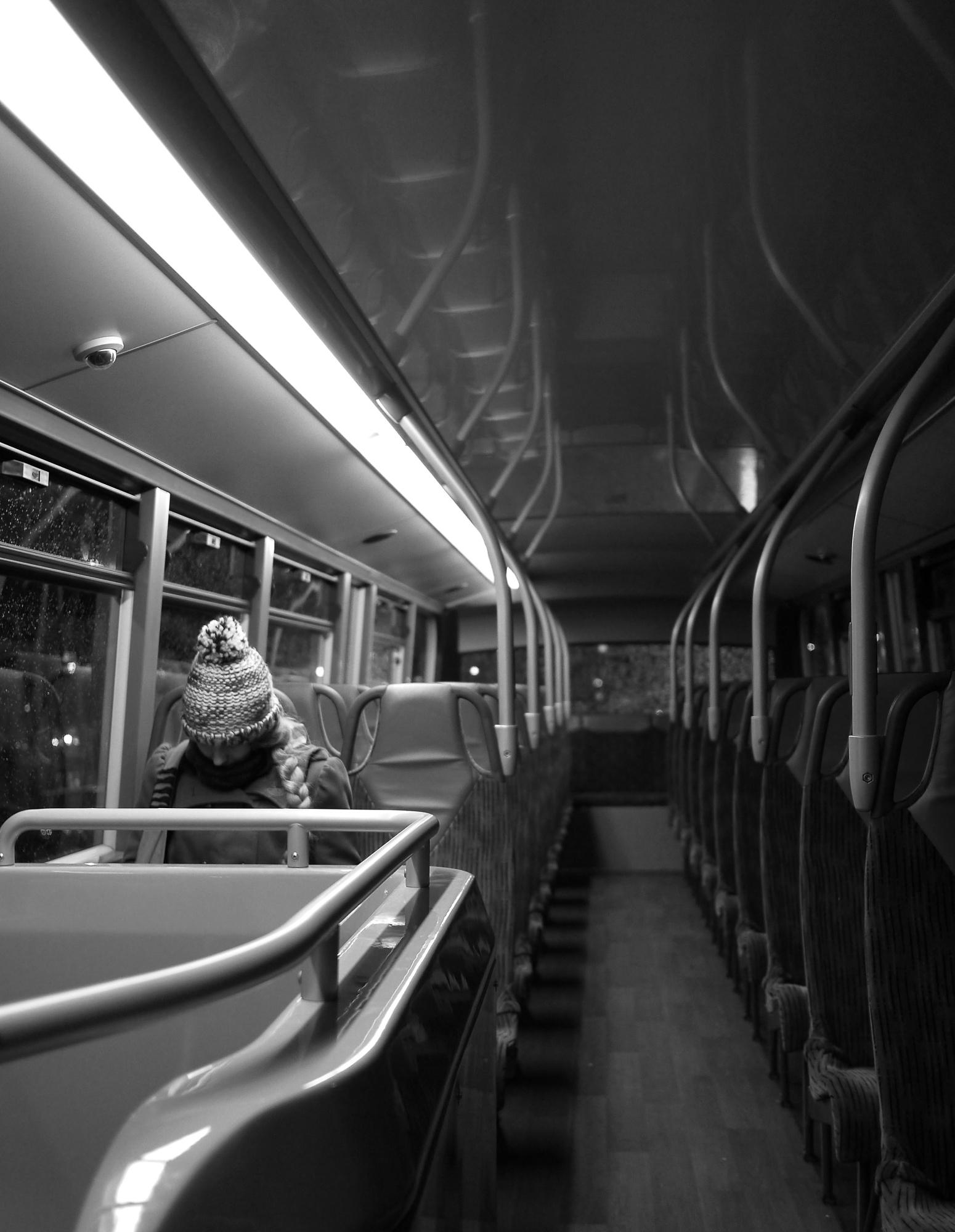 I am a Passenger