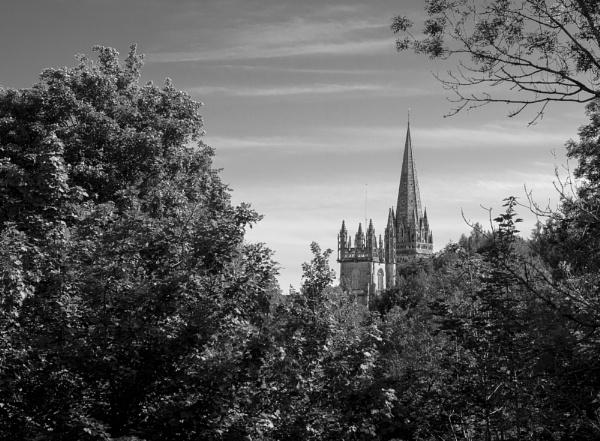 Llandaff Cathedral by Richardjwills