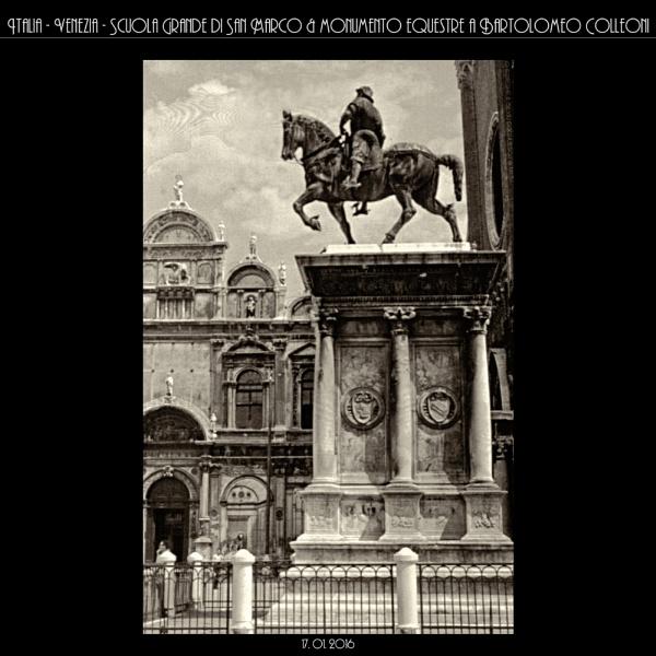 The School and the Condottiero by gss