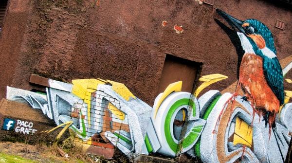 Graffiti Tweet by gc80uk