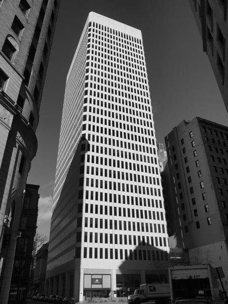 ~ Skyscraper by LexEquine