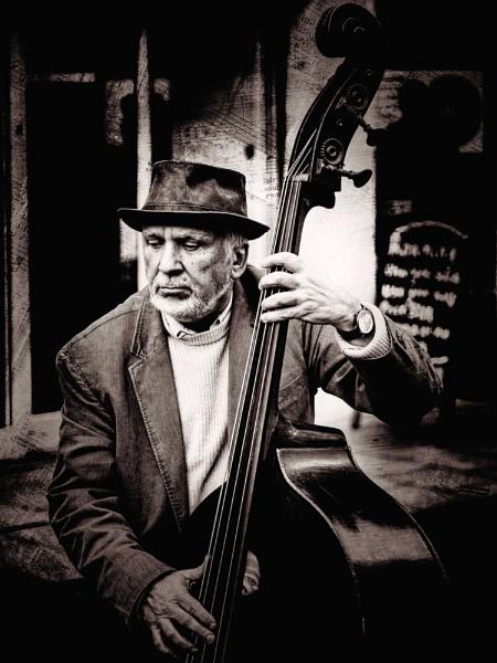 The Music Man by dwilkin