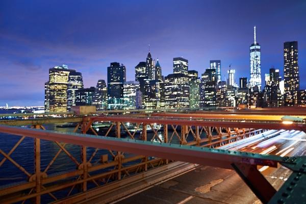 Manhattan III by galskjaer