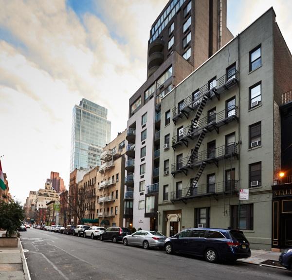 Streets of New York by galskjaer
