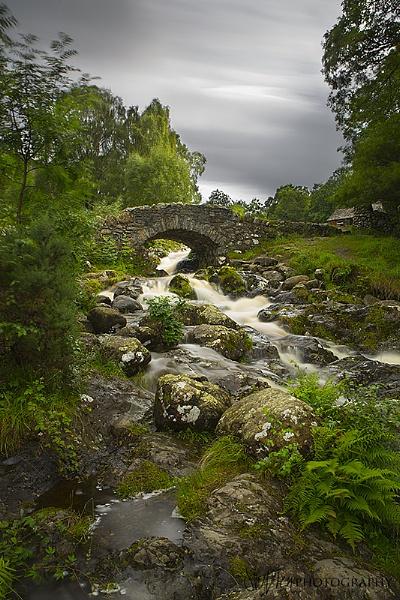 Ashness Bridge by canon_stu