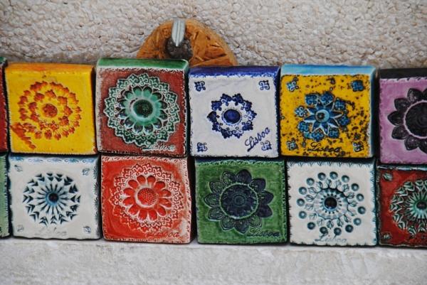 Wall tiles... by Chinga