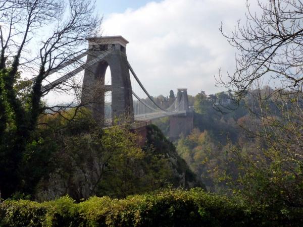 Clifton Suspension Bridge by dixy