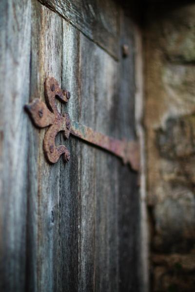 Door by IronBee